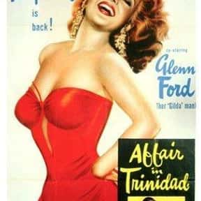 Affair in Trinidad is listed (or ranked) 12 on the list The Best '50s Spy Movies