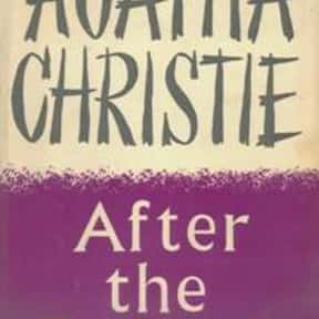 After the Funeral is listed (or ranked) 16 on the list The Best Agatha Christie Books of All Time