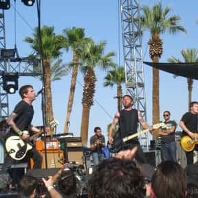 Against Me! is listed (or ranked) 23 on the list Punk Bands with the Best Lyrics