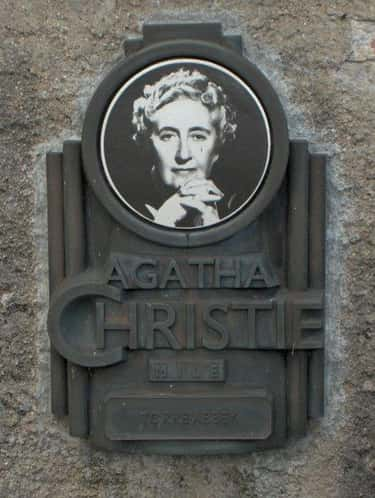 Agatha Christie is listed (or ranked) 1 on the list List of Famous Crime Writers