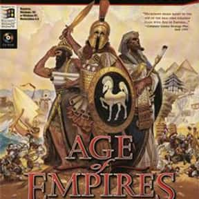 Age of Empires is listed (or ranked) 6 on the list The Best Age Of Empires Games