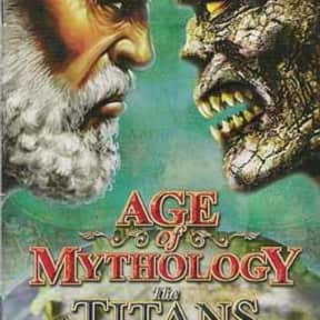 Age of Mythology: The Titans is listed (or ranked) 18 on the list The Best Real-Time Strategy Games of All Time