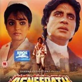 Agneepath is listed (or ranked) 3 on the list The Best Bollywood Movies of All Time
