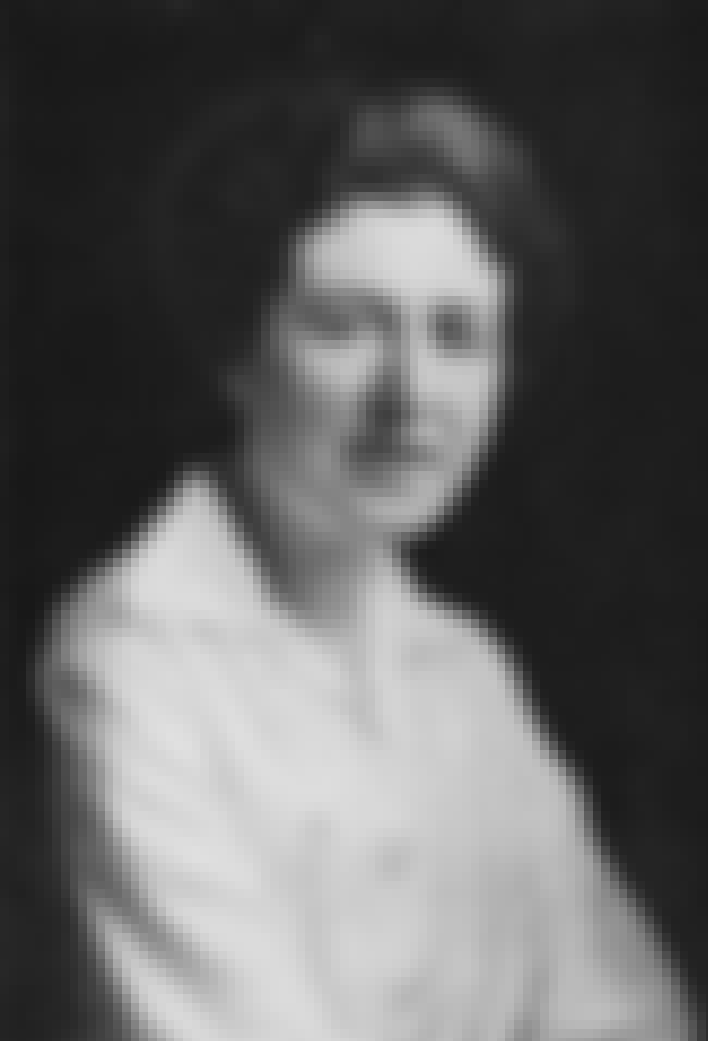 Agnes Arber is listed (or ranked) 1 on the list Famous Botanists from the United Kingdom