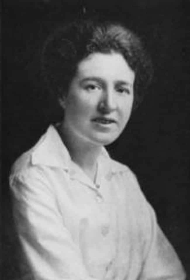 Agnes Arber is listed (or ranked) 8 on the list Famous Female Botanists