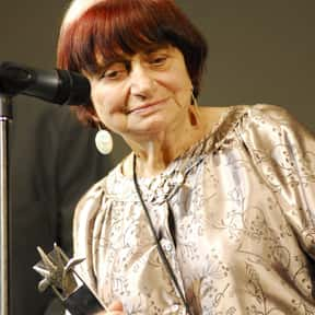 Agnès Varda is listed (or ranked) 4 on the list Famous People Named Agnes