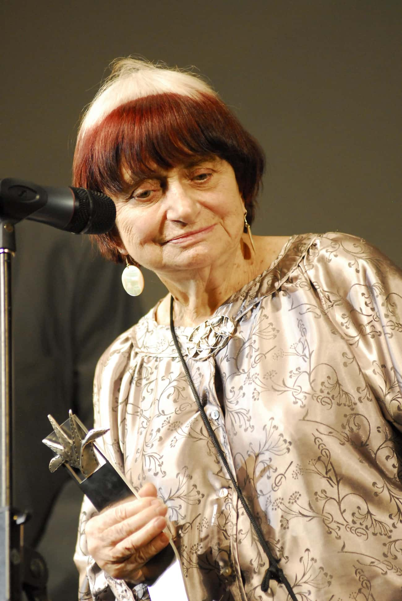 Agnès Varda is listed (or ranked) 1 on the list List of Famous Installation Artists