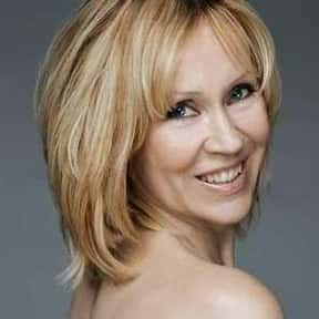 Agnetha Fältskog is listed (or ranked) 14 on the list Warner Music Group Complete Artist Roster