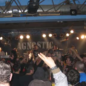 Agnostic Front is listed (or ranked) 6 on the list The Best Street Punk Bands