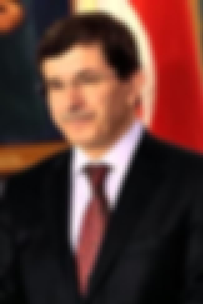 Ahmet Davutoğlu is listed (or ranked) 2 on the list Famous Professors from Turkey