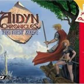 Aidyn Chronicles: The First Ma is listed (or ranked) 12 on the list The Best Nintendo 64 RPGs