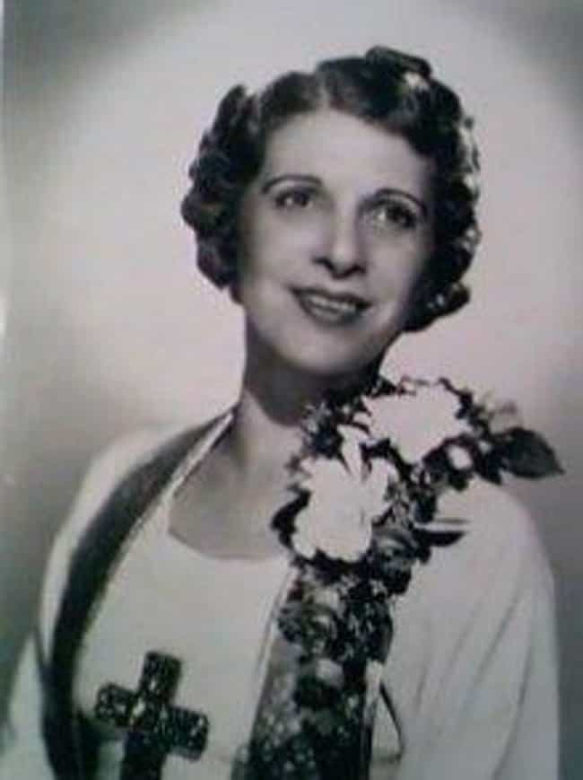 Aimee Semple McPherson ... is listed (or ranked) 4 on the list Famous People Who Died Of Barbiturate Overdose