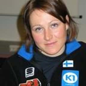 Aino-Kaisa Saarinen is listed (or ranked) 17 on the list Famous Athletes from Finland