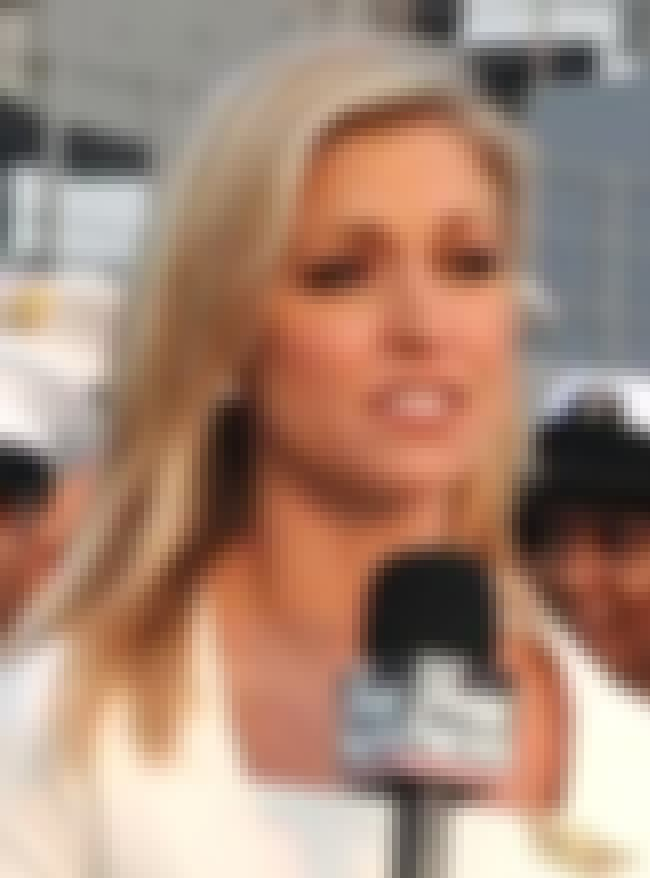 Ainsley Earhardt is listed (or ranked) 3 on the list The Top Fox News Channel Employees