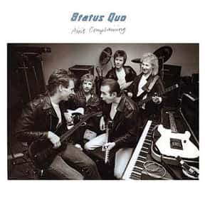Ain't Complaining is listed (or ranked) 9 on the list The Best Status Quo Albums of All Time