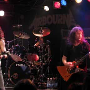 Airbourne is listed (or ranked) 15 on the list Australian Hard Rock Bands List