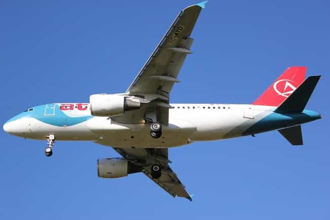 Airbus A320 family is listed (or ranked) 4 on the list List of Airbus Airplanes and Aircrafts