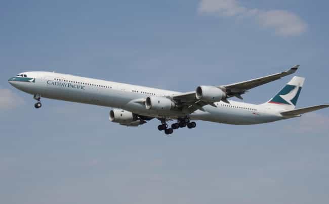 Airbus A340 is listed (or ranked) 3 on the list Planes Used By Iberia Airlines