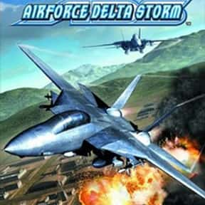 AirForce Delta Storm is listed (or ranked) 14 on the list Nintendo Game Boy Advance Games