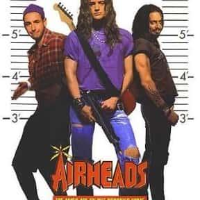 Airheads is listed (or ranked) 18 on the list The Best and Worst of Adam Sandler