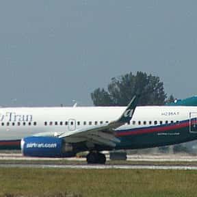 AirTran Airways is listed (or ranked) 10 on the list List of Los Angeles International Airport Airlines