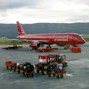 Air Greenland is listed (or ranked) 2 on the list Companies Founded in 1960