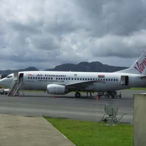 Air Vanuatu is listed (or ranked) 5 on the list List of Melbourne Airport Airlines