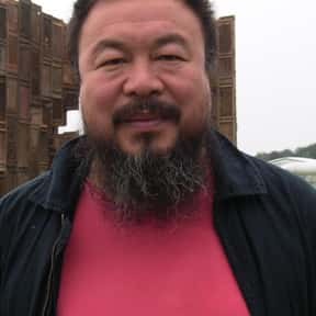 Ai Weiwei is listed (or ranked) 19 on the list List of Famous Cinematographers