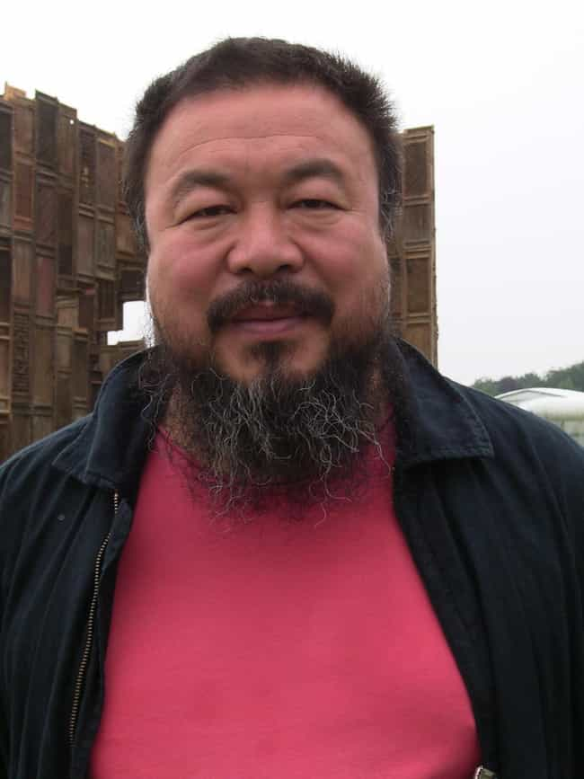 Ai Weiwei is listed (or ranked) 6 on the list Famous Contemporary Artists, Ranked