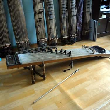 Ajaeng is listed (or ranked) 1 on the list Bowed string instruments - Instruments in This Family