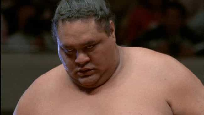 Akebono Tarō is listed (or ranked) 4 on the list Famous Male Sumo Wrestlers