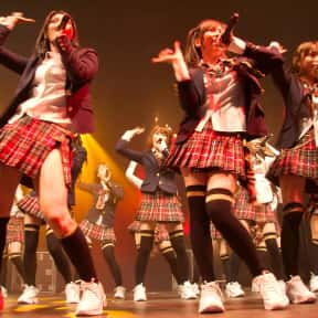 AKB48 is listed (or ranked) 17 on the list Who Is The Most Famous Girl Group In The World Right Now?
