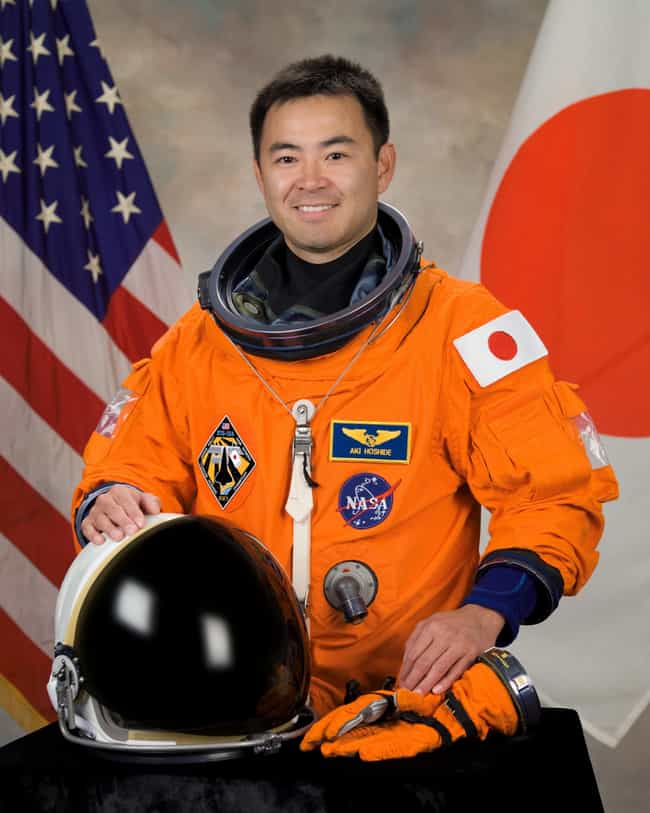 Akihiko Hoshide is listed (or ranked) 1 on the list Famous Engineers from Japan