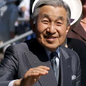 Akihito is listed (or ranked) 7 on the list Famous Politicians from Japan