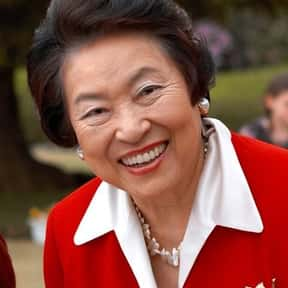 Akiko Dōmoto is listed (or ranked) 8 on the list Famous Politicians from Japan