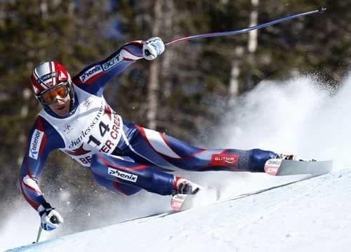 Random Best Olympic Athletes in Alpine Skiing