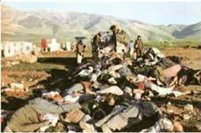 Al-Anfal Campaign is listed (or ranked) 1 on the list List Of Iran-Iraq War Battles