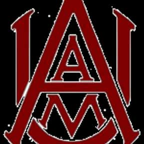 Alabama Agricultural and Mecha is listed (or ranked) 1 on the list All SWAC Schools