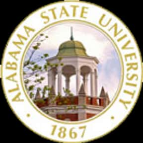 Alabama State University is listed (or ranked) 2 on the list All SWAC Schools