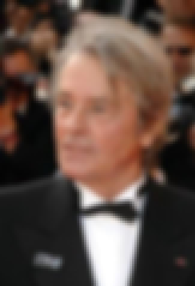 Alain Delon is listed (or ranked) 5 on the list Famous People Born in 1935