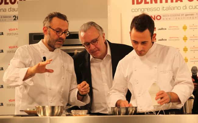 Alain Ducasse is listed (or ranked) 1 on the list Famous Chefs from France