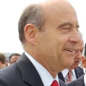 Alain Juppé is listed (or ranked) 22 on the list Famous People Named Alain