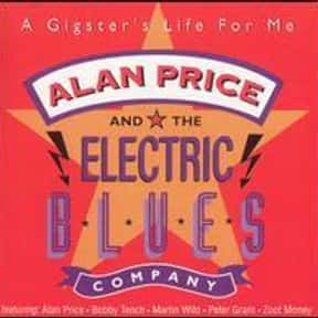Alan Price is listed (or ranked) 20 on the list Warner Bros. Records Complete Artist Roster