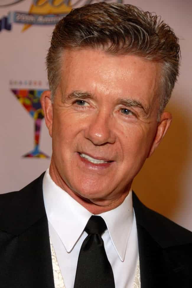 Alan Thicke is listed (or ranked) 20 on the list Actors and Actresses Who Died in 2016