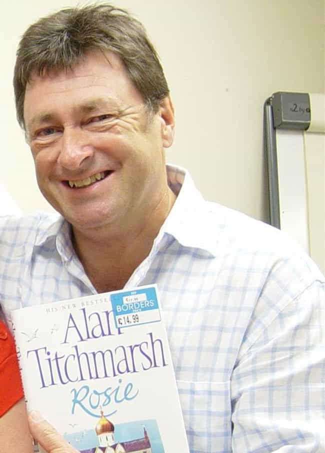 Alan Titchmarsh is listed (or ranked) 2 on the list Famous Male Gardeners