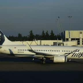 Alaska Airlines is listed (or ranked) 11 on the list List of Los Angeles International Airport Airlines