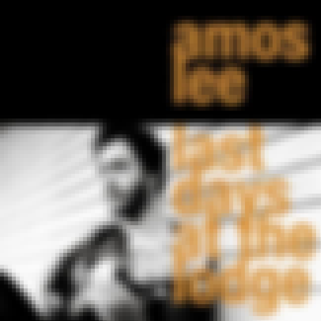 Last Days at the Lodge is listed (or ranked) 1 on the list The Best Amos Lee Albums of All Time