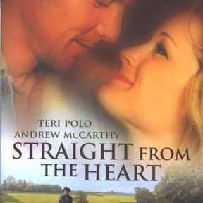 Straight from the Heart is listed (or ranked) 3 on the list The Best Andrew McCarthy Movies