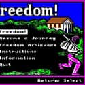 Freedom! is listed (or ranked) 5 on the list MECC Games List