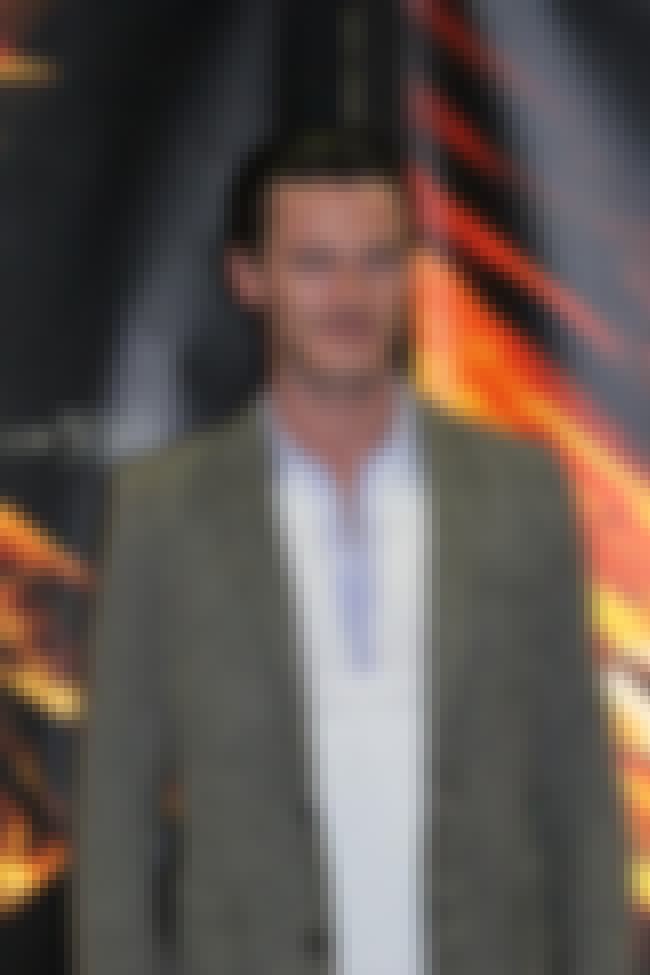 Luke Evans is listed (or ranked) 4 on the list 31 Gay Actors Who Play Straight Characters